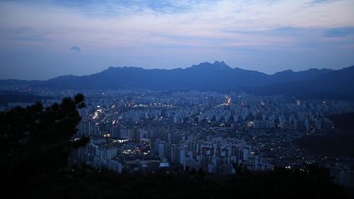 한국기행(HD) [서울 5산]