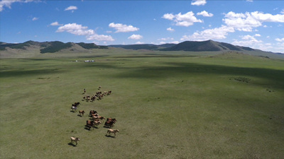 세계테마기행 [몽골, 바람이 들려주는 이야기 - 3부. 칭기즈칸의 제국을 걷다]