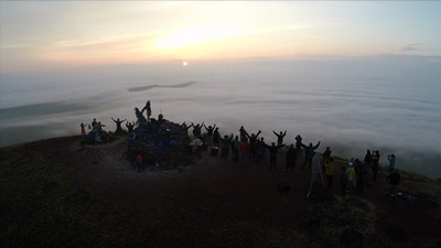세계테마기행 [몽골, 바람이 들려주는 이야기 - 4부. 경이로운 화산의 땅, 다리강가]
