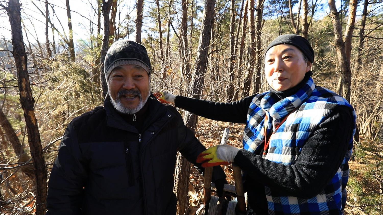 한국기행 [겨울, 고수를 만나다 - 5부. 고립무원, 겨울이 낙원이어라]