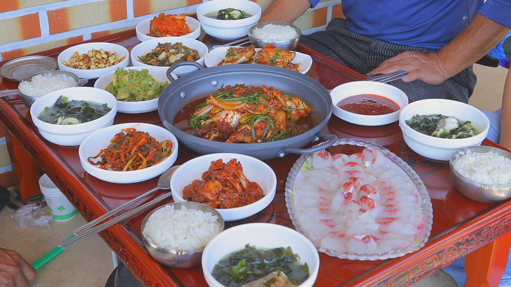 한국기행 [섬마을 밥집- 2부. 장도, 찬바람 불면 꼬막]