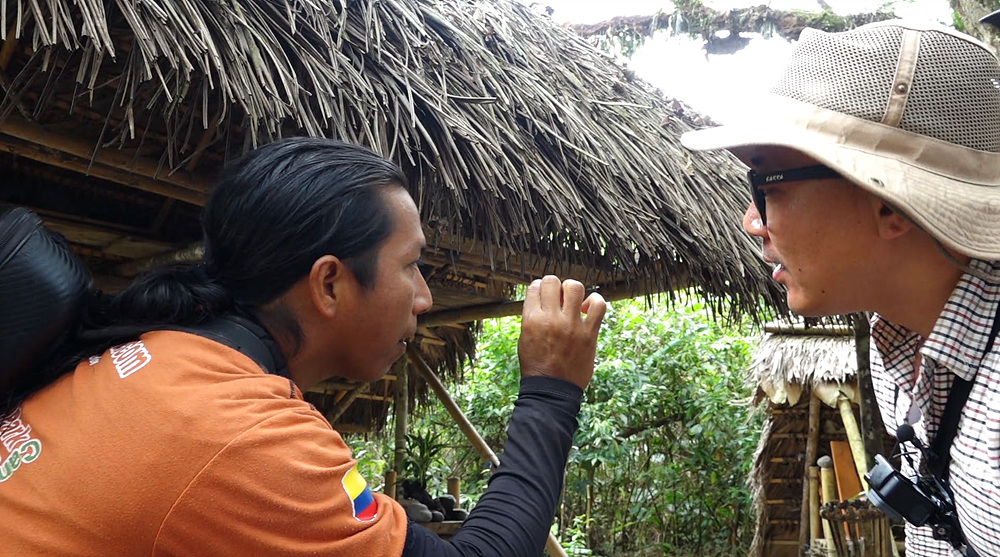 세계테마기행 [모험 남미 – 에콰도르, 칠레-1부 악마의 폭포를 만나다.]