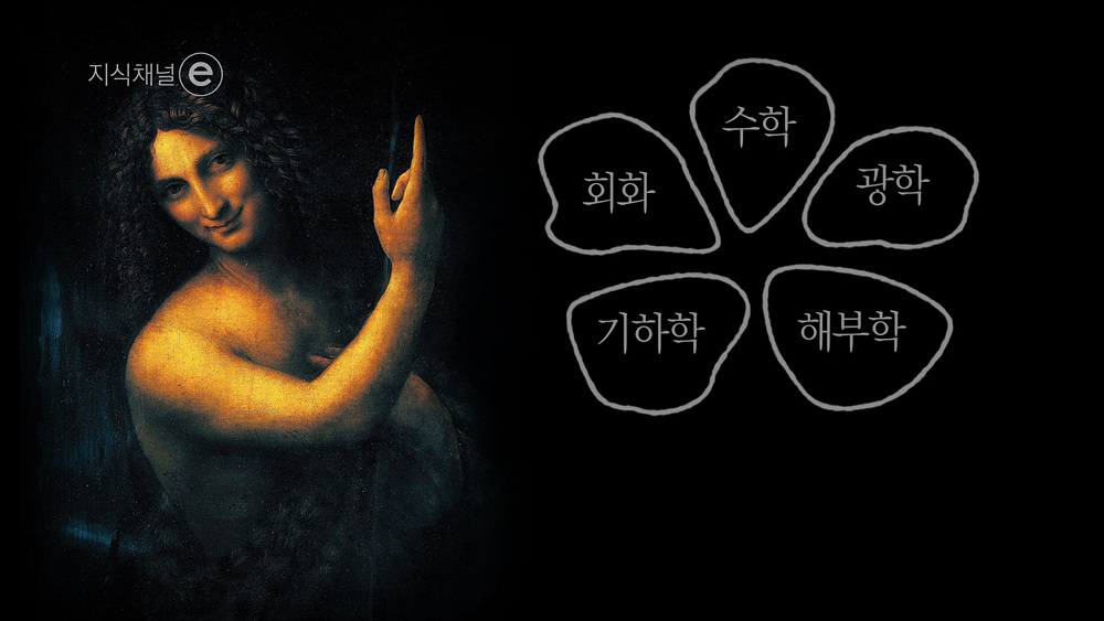 지식채널 e [다빈치의 호기심 2부 – 패셔니스타의 탁월한 눈썰미]