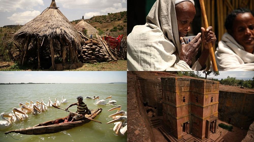 세계테마기행-이상하고 아름다운 아프리카[3부. 셀람! 에티오피아]