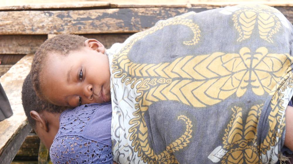 글로벌 프로젝트 나눔 [엄마가 된 언니, 파티샤]