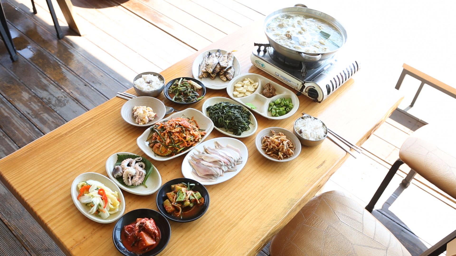 한국기행-섬마을 밥집 [4부. 옛 섬, 그 기억의 맛]