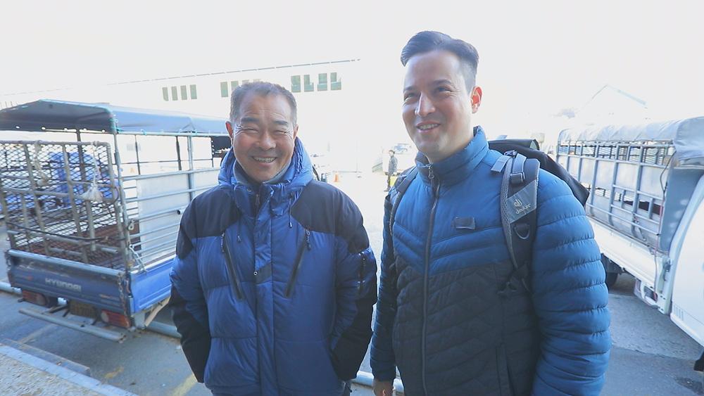 한국기행 [겨울엔 울주-2부. 배부르다! 언양장]