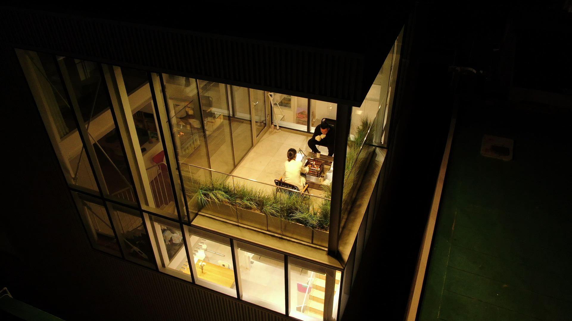 건축탐구-집 [집, 벽을 없애다]