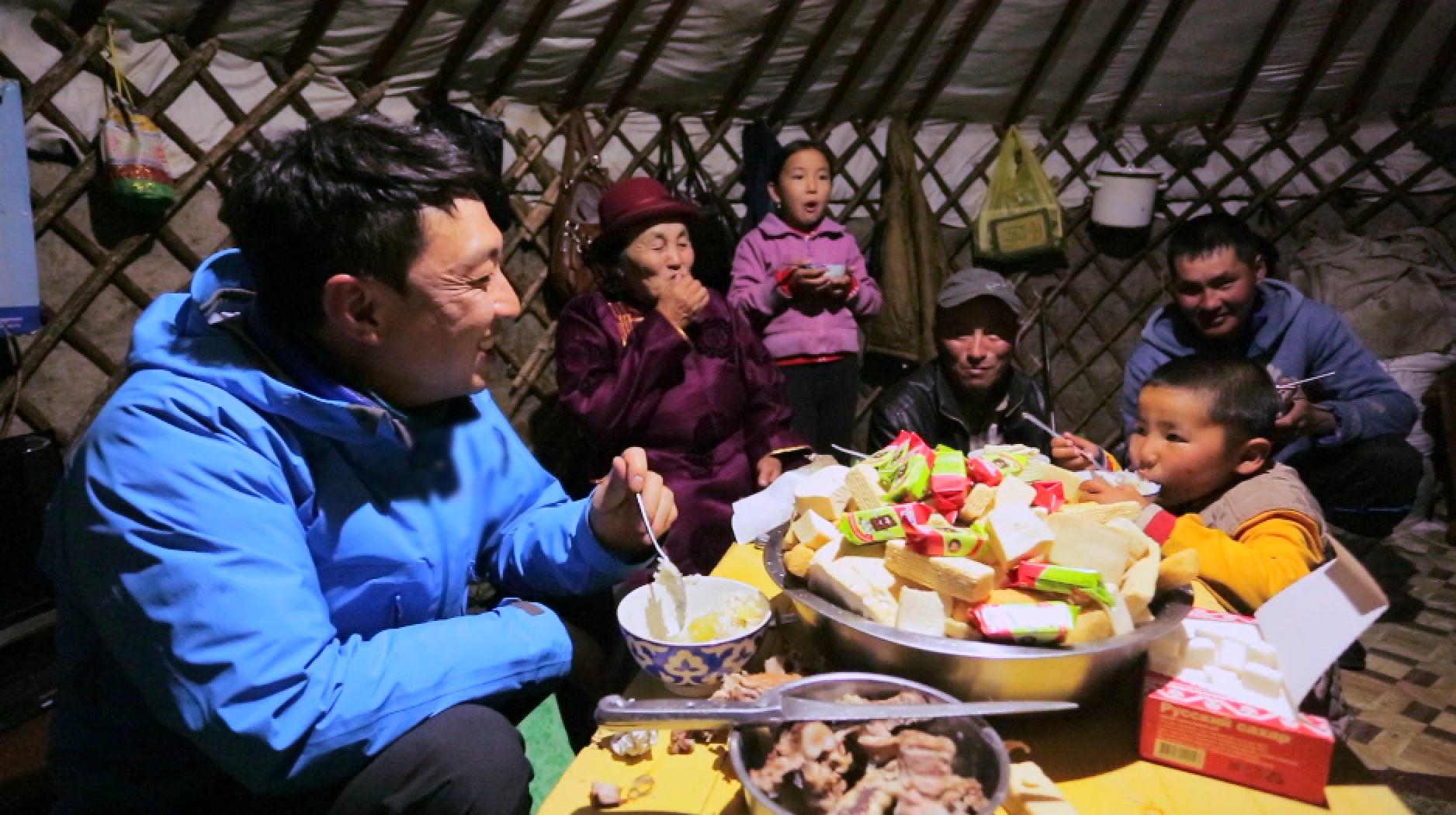 세계테마기행 [낯선 기행, 아시아 3부. 초원의 나라, 몽골]