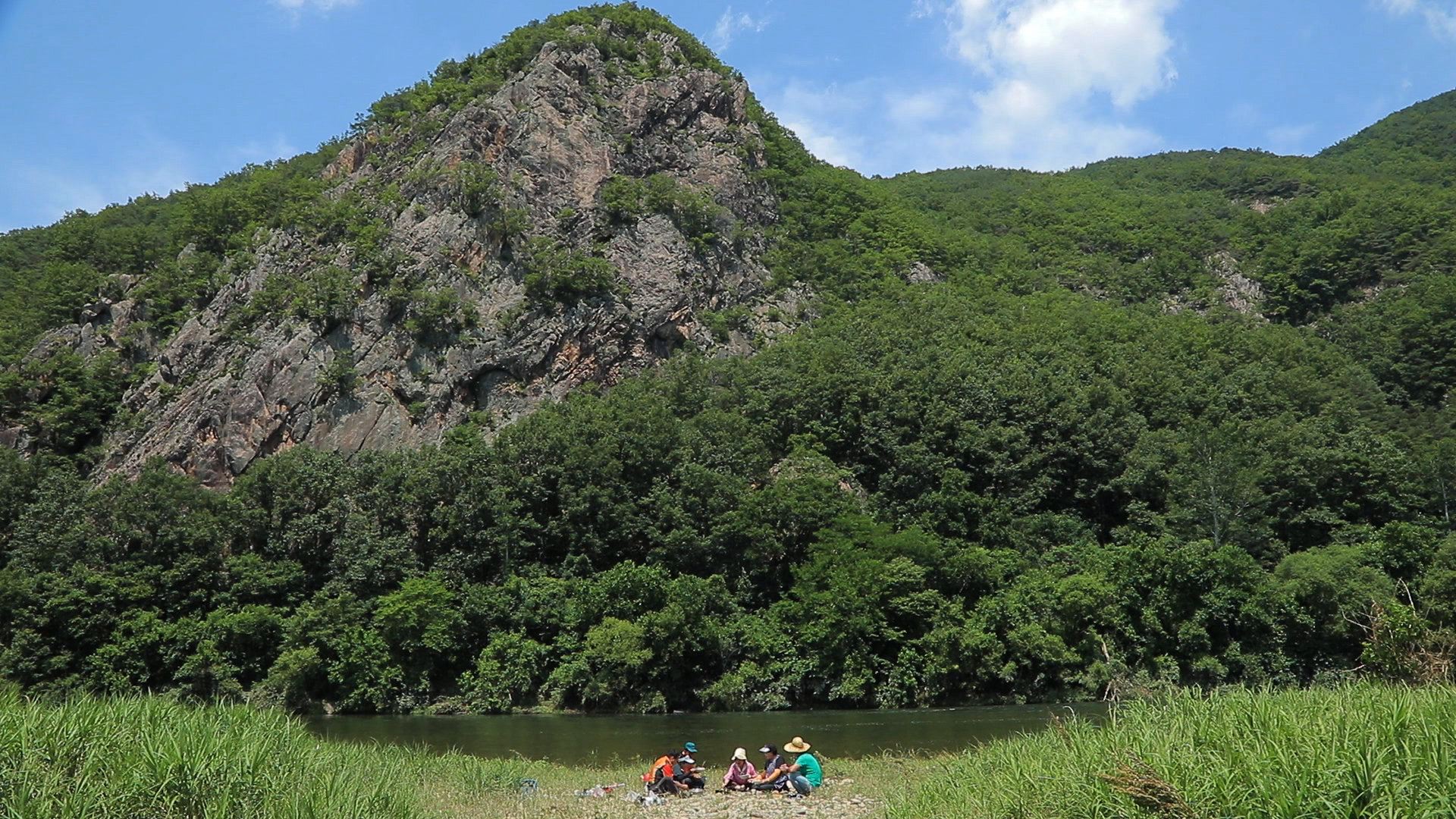 한국기행 [슬기로운 여름나기 5부. 산 좋고 물 좋은 우리 집]