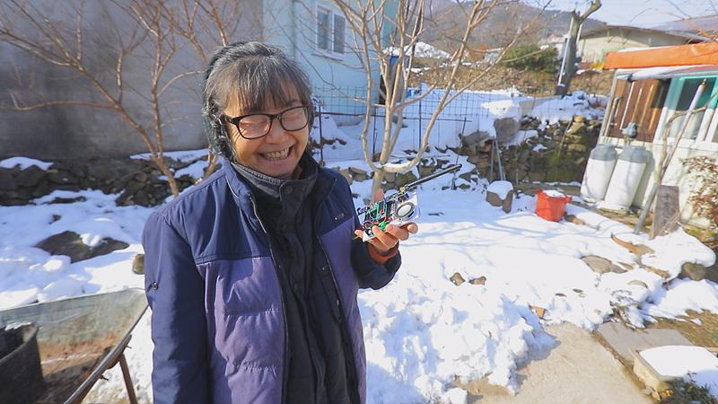 한국기행 [모락모락, 겨울이야 3부. 백년 묵은 아궁이가 좋아]