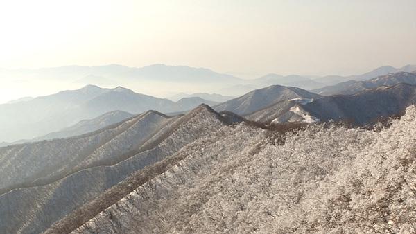 한국기행 - 백두대간 5부 능선따라 마을로