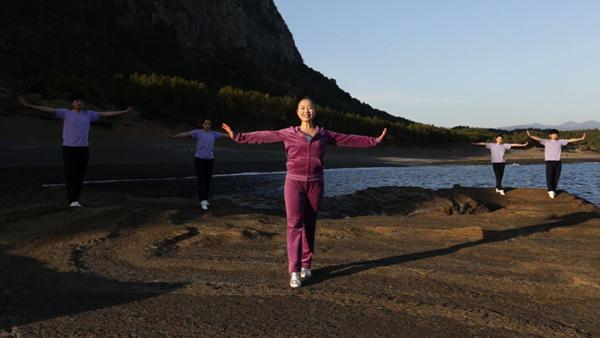 건강한 아침 - 명사의 운동법 - 오한진박사의 하체근력운동
