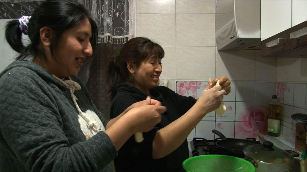 다문화 휴먼다큐 가족 - 페루에서 온 여섯 자매