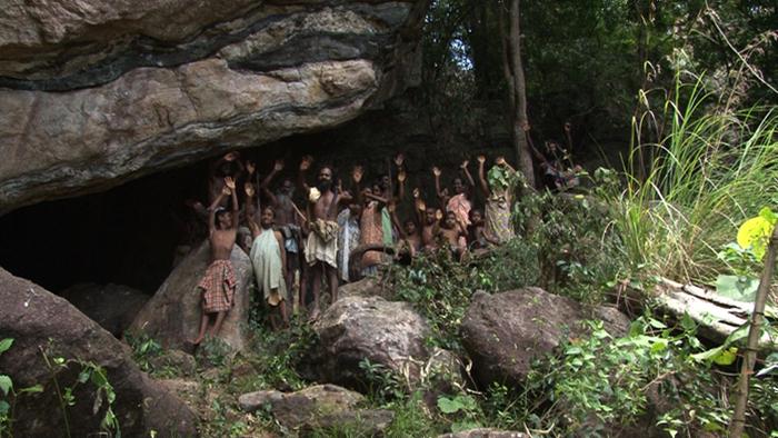 인류 원형 탐험 - 도끼를 든 사냥꾼 스리랑카 베다족