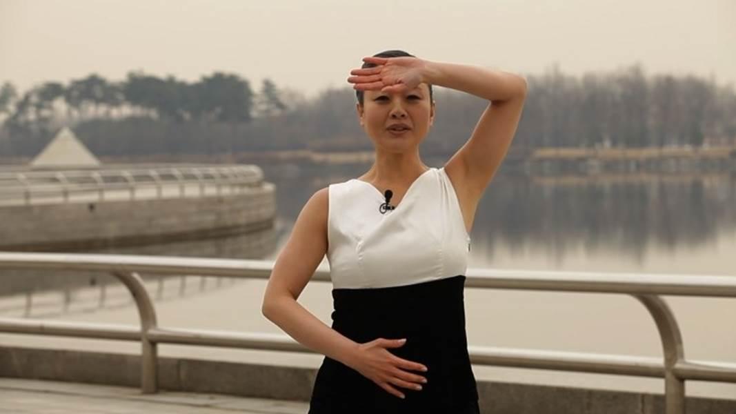 건강한 아침 - 명사의 운동법 - 김선규 박사의 다리근육 강화 운동
