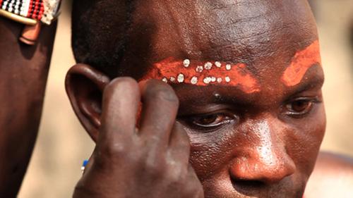 인류 원형 탐험 - 어느 소년의 성인식 에티오피아 하마르족2부