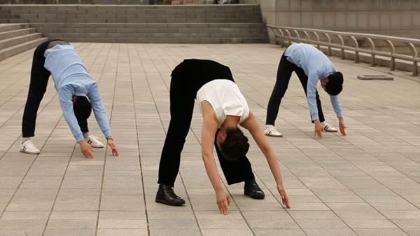 건강한 아침 - 명사의 운동법 - 이재성 박사의 허리강화 운동