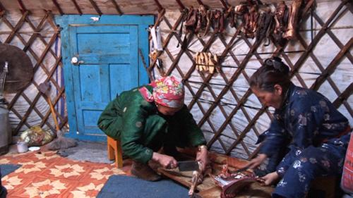 인류 원형 탐험 - 봄, 샤먼의 초원 몽골 다르하드족