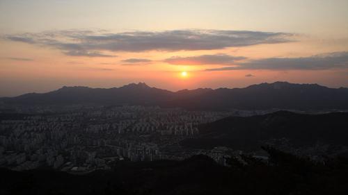 한국기행 - 서울5산 3부 인왕산, 오래된 서울을 품다