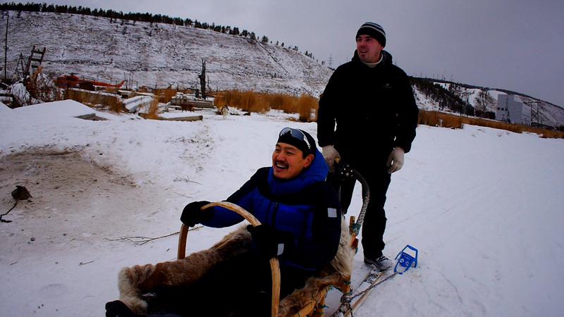 세계테마기행 - 겨울왕국, 시베리아를 가다 2부 야쿠트 인의 겨울나기
