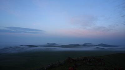 세계테마기행 - 몽골,바람이 전하는 이야기 4부 경이로운 화산의 땅,다리강가