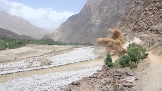 세계테마기행 - 중앙아시아 고원기행 3부 비밀의 땅, 야생의 삶