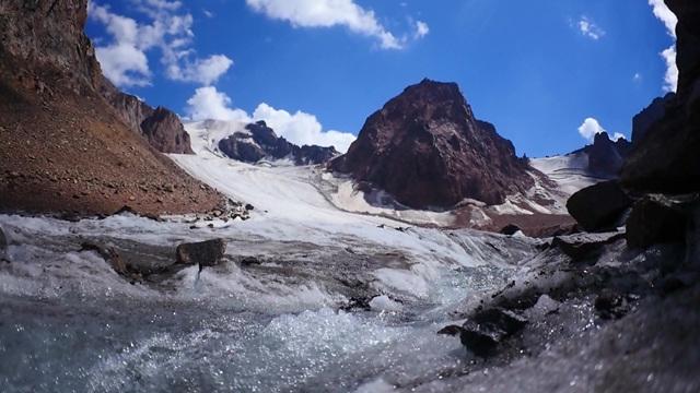 세계테마기행 [중앙아시아 고원 기행 - 제4부. 하늘 위의 산, 톈산(天山)으로 가는 길]