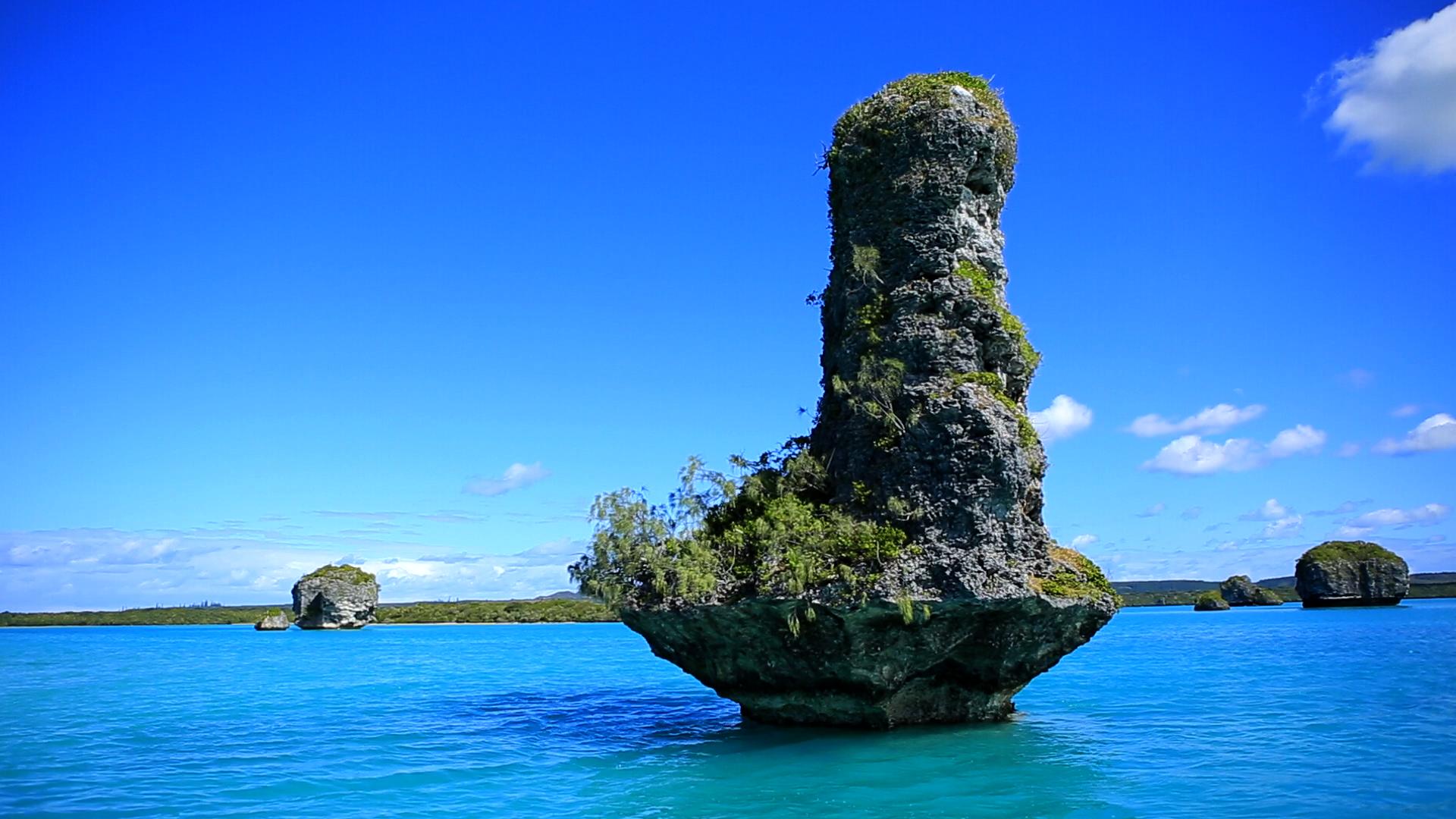 세계테마기행 - 남태평양의 푸른 낙원,뉴칼레도니아 3부 세상의 모든 파랑,일데뺑