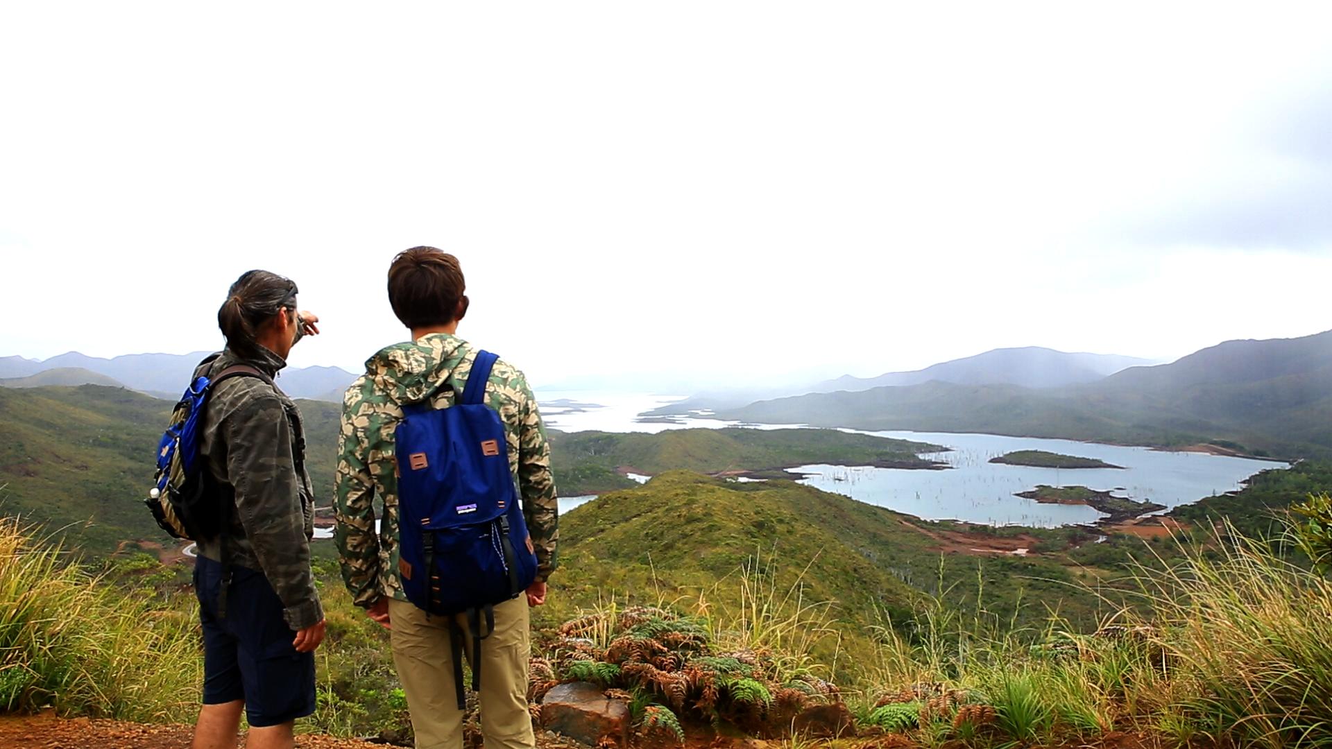 세계테마기행 - 남태평양의 푸른 낙원,뉴칼레도니아 4부 태고의 신비를 만나다,블루리버파크
