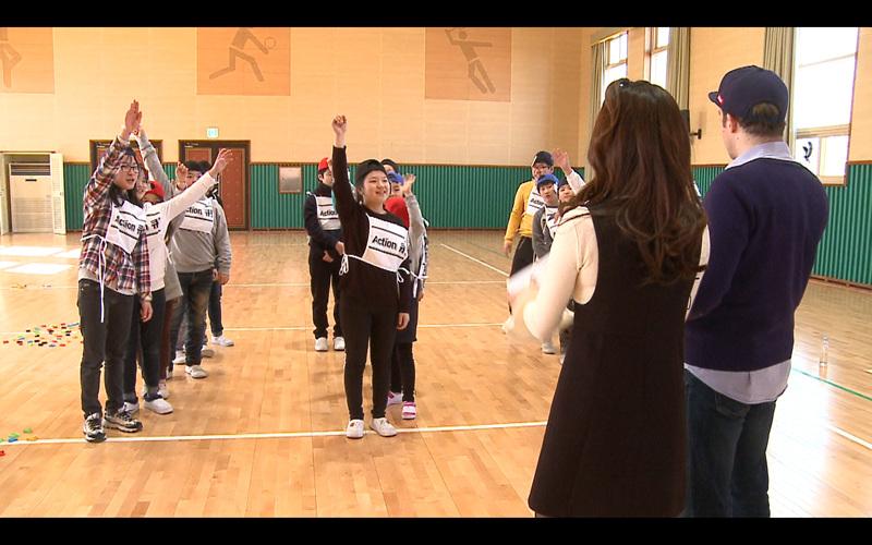 초등영어쇼 Action 큐