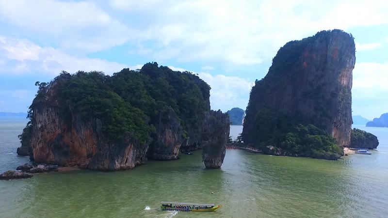 세계테마기행 - 열대의 푸른 낙원, 태국 1부 비밀의 섬을 찾아서, 시밀란