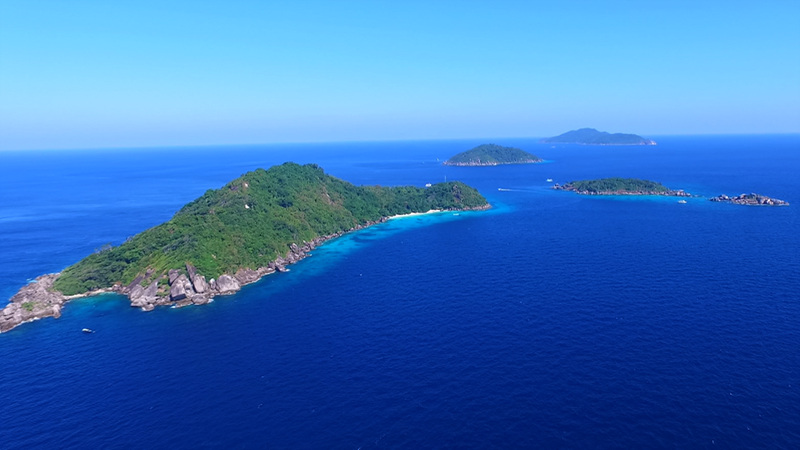 세계테마기행 [열대의 푸른 낙원, 태국 - 1부. 비밀의 섬을 찾아서, 시밀란]