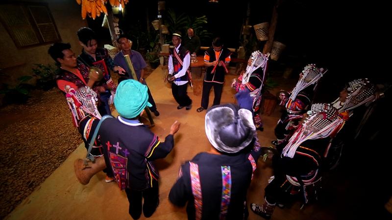 세계테마기행 - 열대의 푸른 낙원, 태국 2부 고산족의 고향, 치앙라이