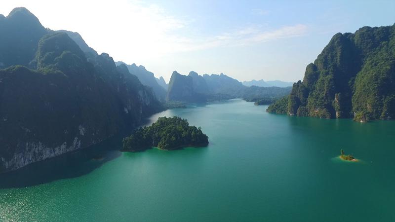 세계테마기행 - 열대의 푸른 낙원, 태국 4부 생명의 호수, 탈레너이