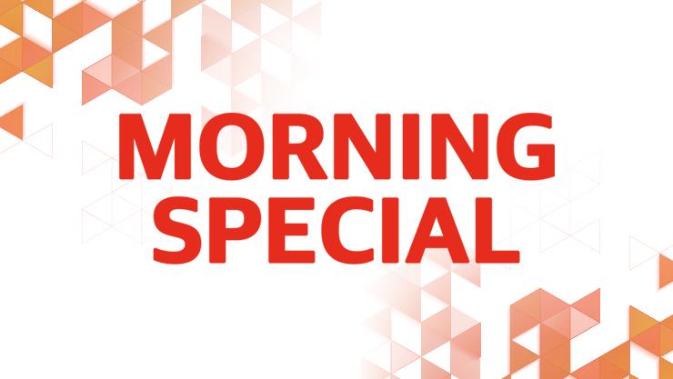 모닝 스페셜 - HEADLINES, NEWS STORY, Morning Date