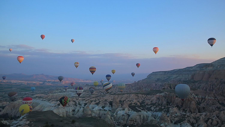 세계테마기행 [세상의 모든 시간, 터키 - 제1부. 자연과 인간의 경이, 카파도키아]