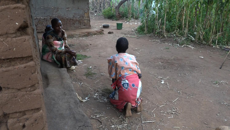 글로벌 프로젝트 나눔 - 가난에 갇힌 고아 남매