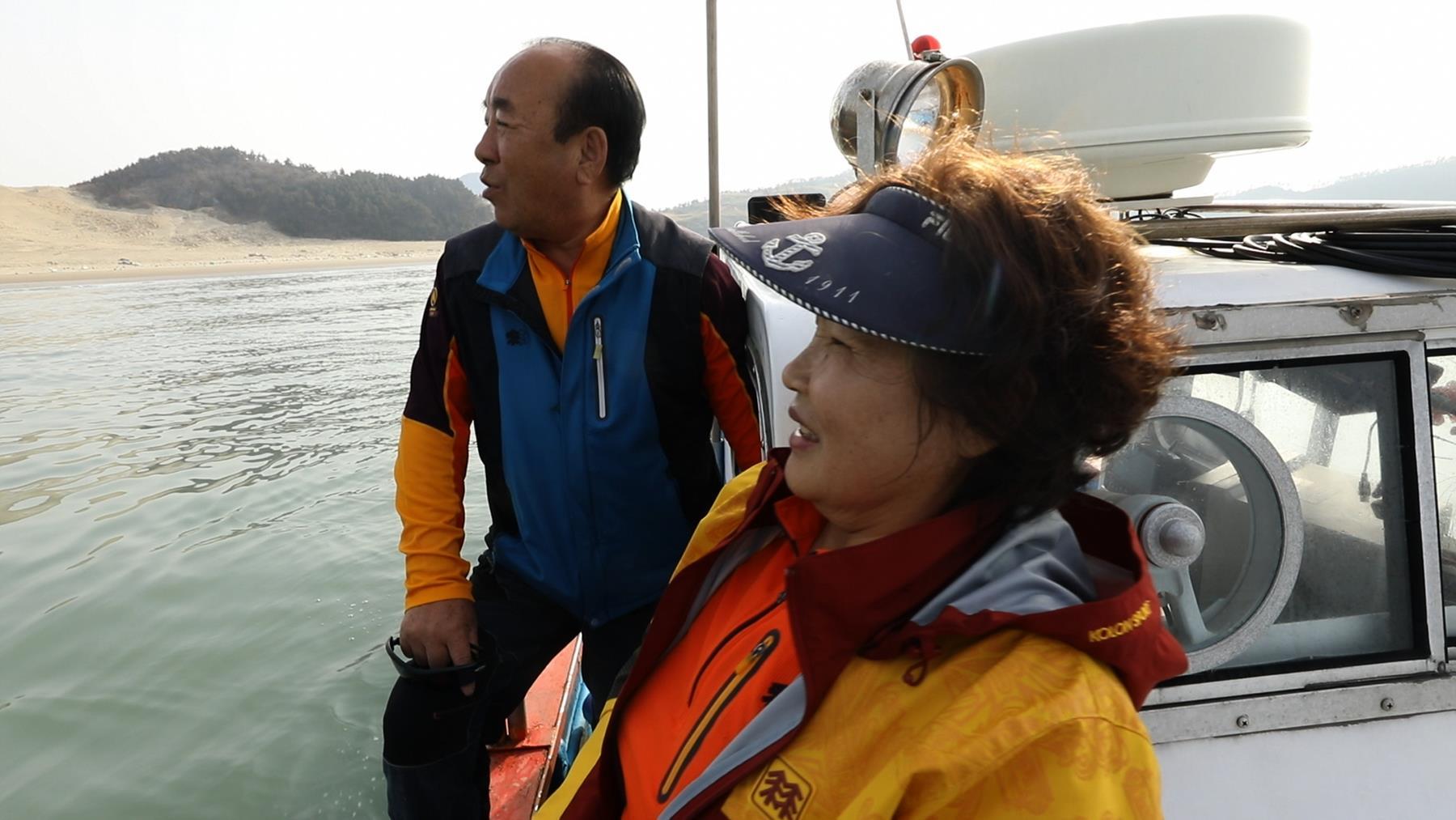 한국기행 - 봄, 비비다 5부 바다도 들고 산도 들었네