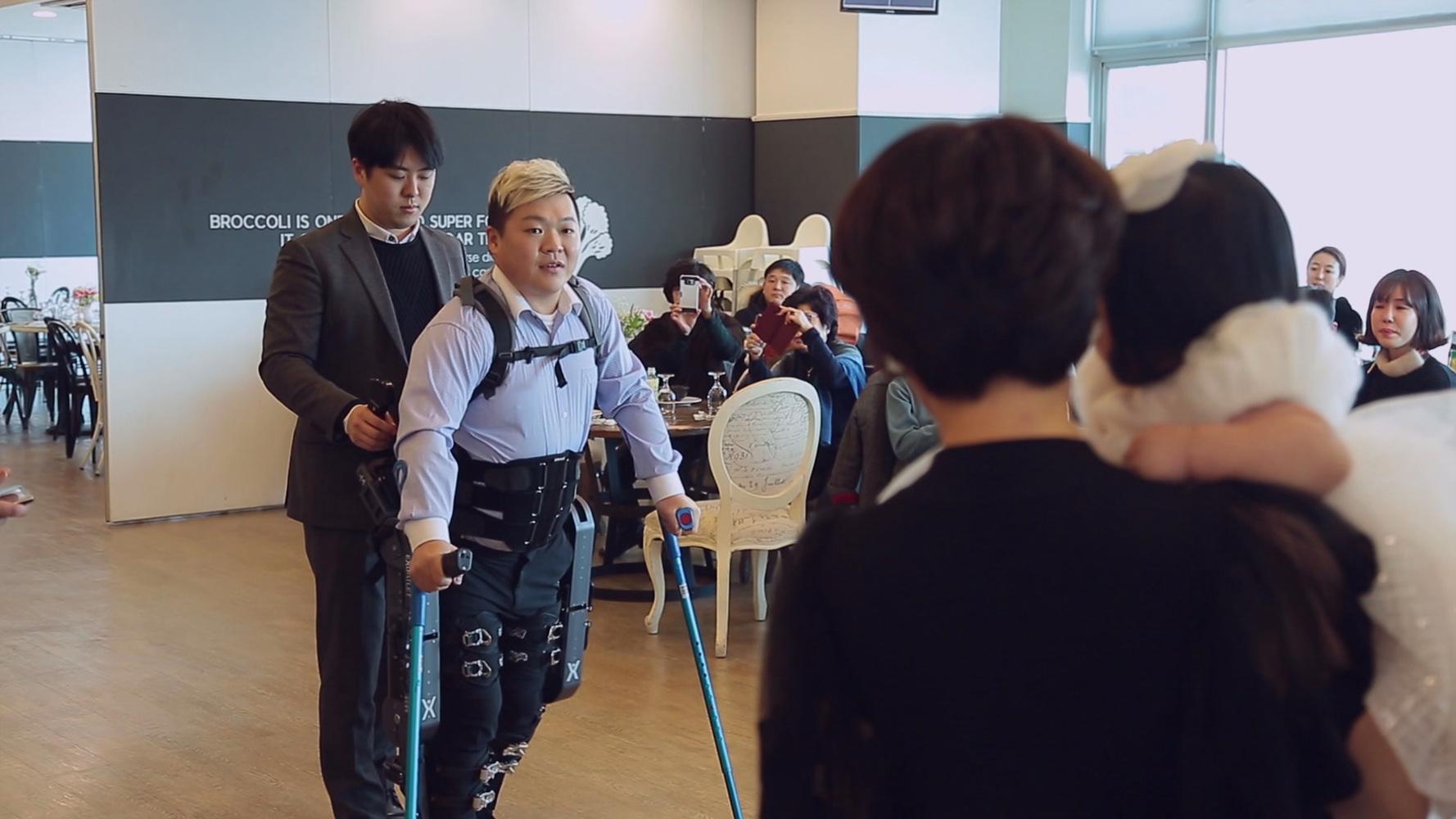 장애인의 날 특집 다큐 - 다시 서다!