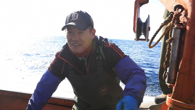 한국기행 - 겨울, 고수를 만나다 2부 대왕문어를 찾아서
