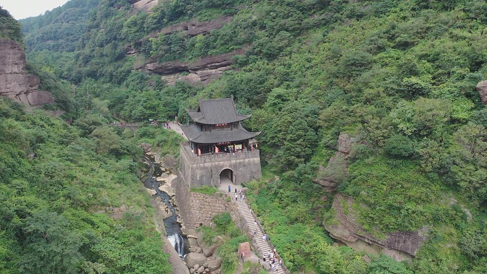 세계테마기행 1부 - 중국 도읍지 전(傳)- 장비와 떠나는 촉한 기행