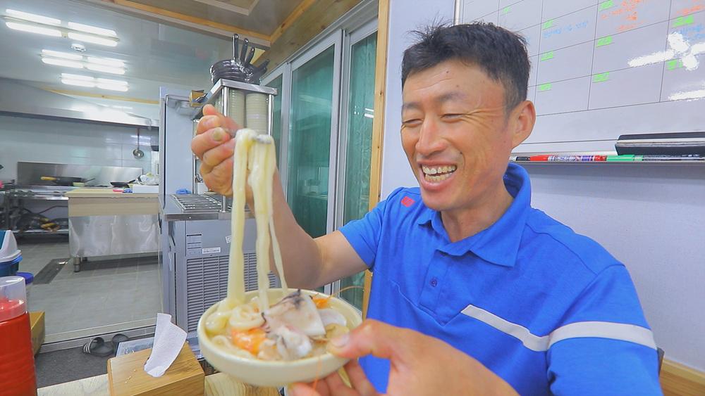 한국기행 - 섬마을 밥집 1부 가을 맛이 펄떡이는 섬, 죽도