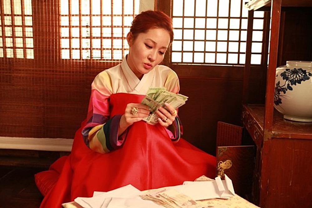 한국영화특선 1부 - 박수건달 1부