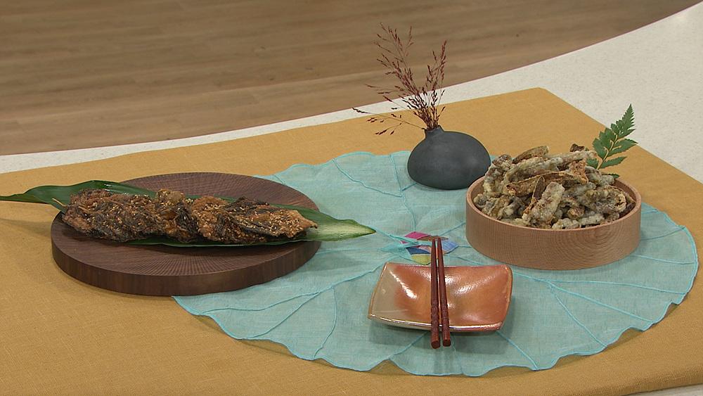 최고의 요리비결 - 박영란의 고추부각과 깻잎부각