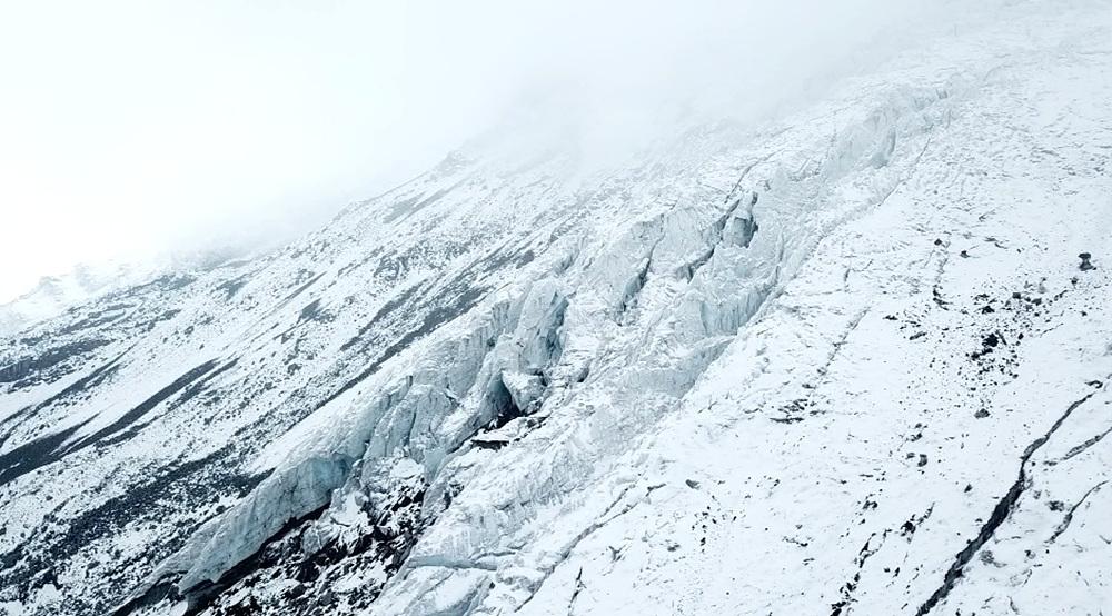 세계테마기행 1부 - 모험 남미 에콰도르 칠레-신의 산 코토팍시