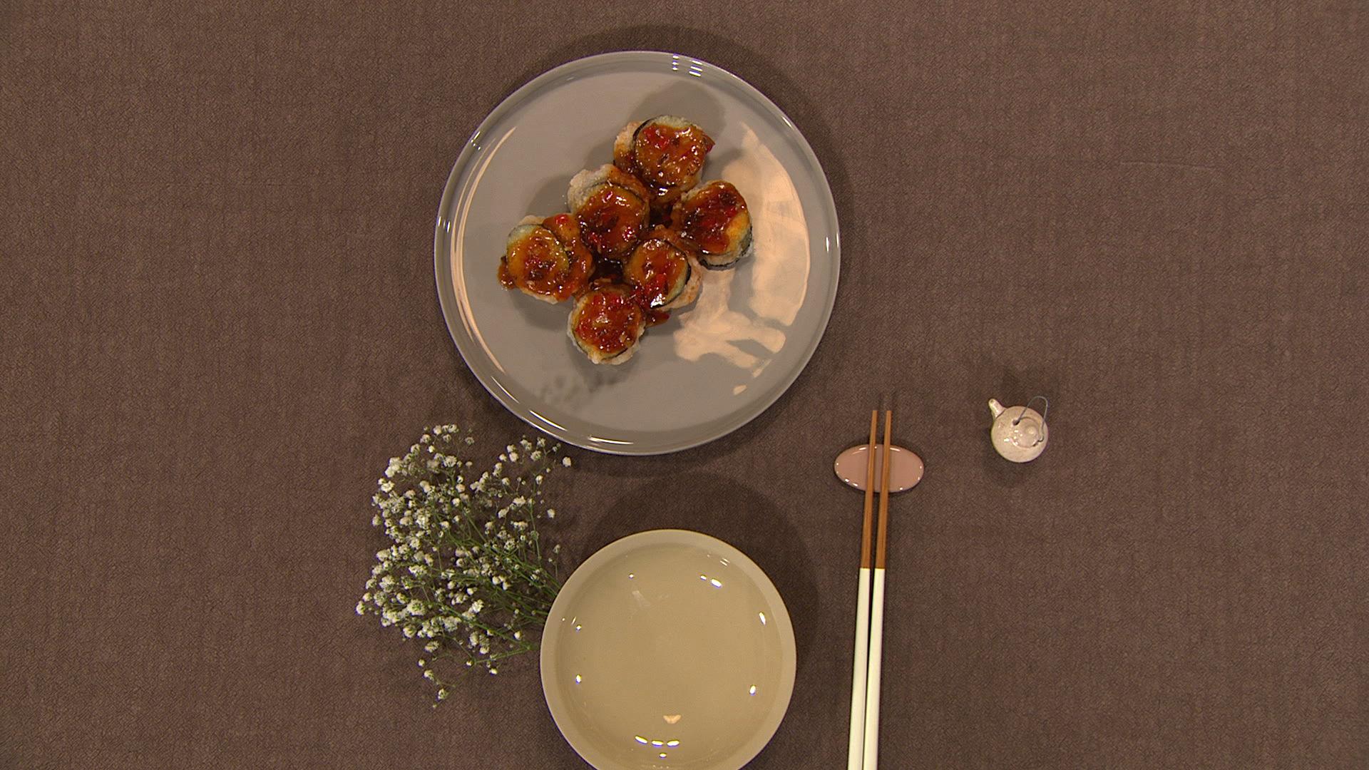 최고의 요리비결 - 여경옥의 어향소스 가지새우