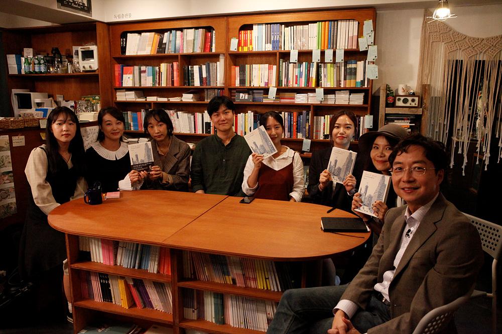 발견의 기쁨 동네책방 - 건축가 유현준과 함께 가는 건축 책방