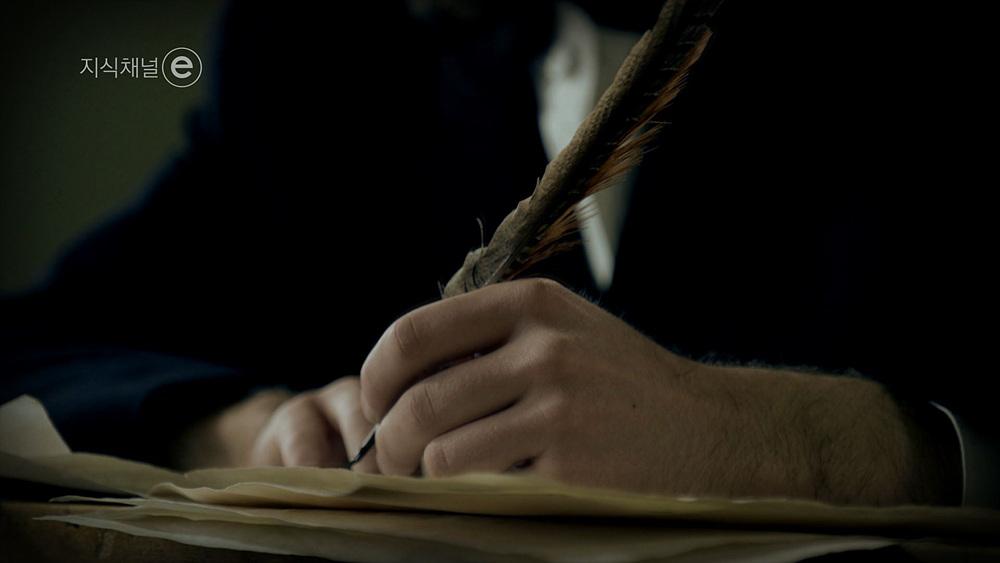 지식채널e - 다빈치의 호기심 3부 - 말해봐, 무엇이라도 완성된 것이 있는지