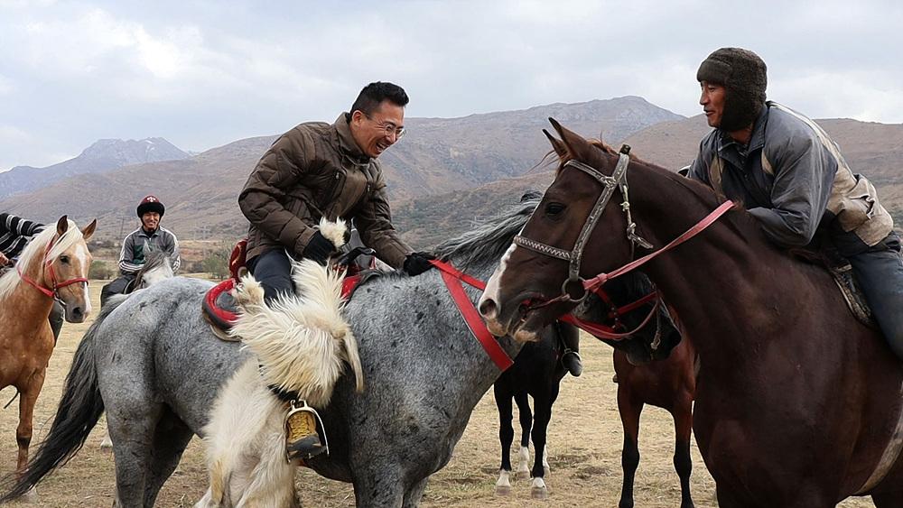 세계테마기행 1부 - 한번쯤은, 하염없이 카자흐스탄-말달리자 톈산